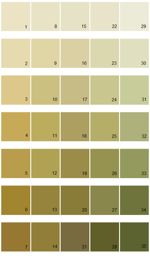 Sherwin Williams Color Options House Paint Colors   Palette 04. Sherwin Williams Paint Colors   Color Options Palette 04   House