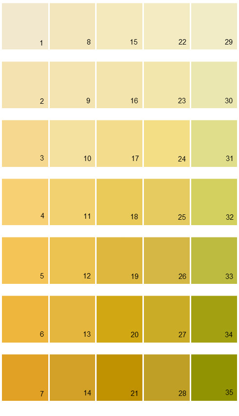 Sherwin Williams Color Options House Paint Colors Palette 12