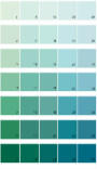 Sherwin Williams Color Options House Paint Colors - Palette 14