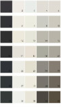 Sherwin Williams Essentials House Paint Colors - Palette 01