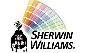 Sherwin Williams House Paint Colors Logo
