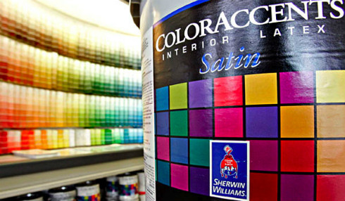 Sherwin Williams Interior Paint Colors - Color Center