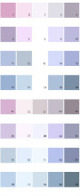 Valspar Colony House Paint Colors - Palette 01