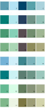 Valspar Colony House Paint Colors - Palette 03
