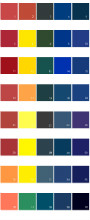 Valspar Colony House Paint Colors - Palette 06