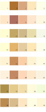 Valspar Colony House Paint Colors - Palette 08