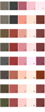 Valspar Colony House Paint Colors - Palette 10