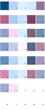 Valspar Colony House Paint Colors - Palette 13