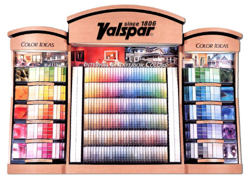 Lowes Valspar Interior Paint Colors - Color Center  sc 1 st  House Paint Colors & Valspar Paint Colors | House Paint Colors