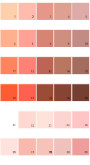 Valspar Tradition House Paint Colors - Palette 09