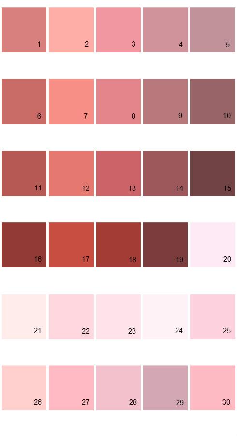 Valspar Tradition House Paint Colors - Palette 10