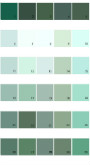 Valspar Tradition House Paint Colors - Palette 27