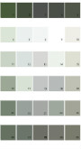 Valspar Tradition House Paint Colors - Palette 29