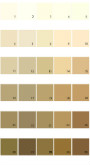 Valspar Tradition House Paint Colors - Palette 36