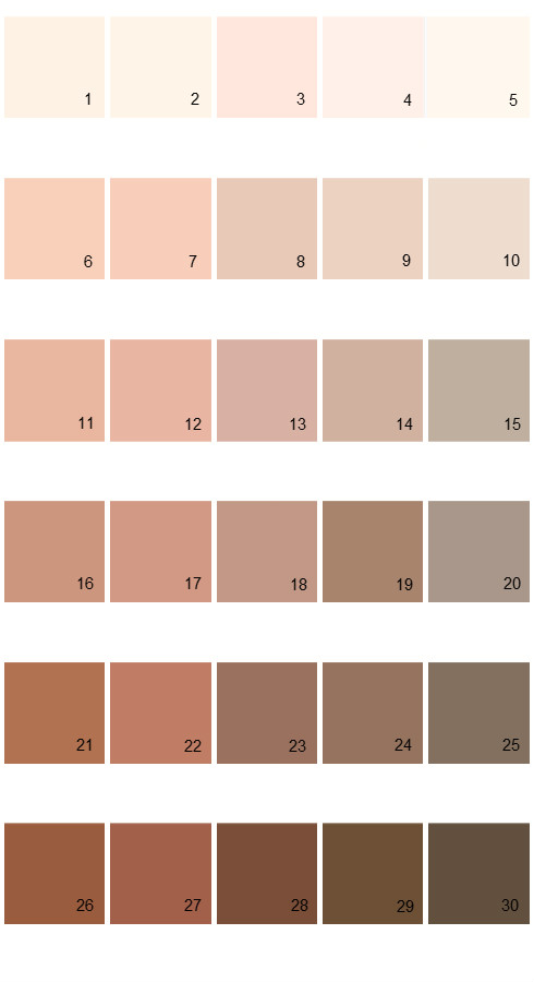 Valspar Tradition House Paint Colors - Palette 38