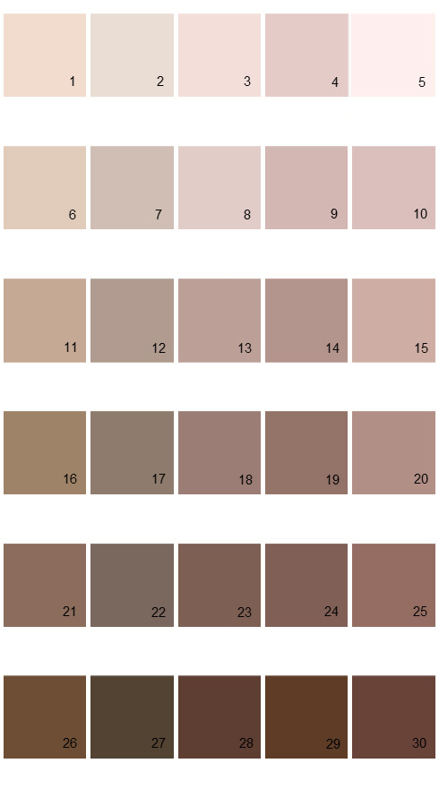 Valspar Tradition House Paint Colors - Palette 39