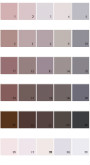 Valspar Tradition House Paint Colors - Palette 41