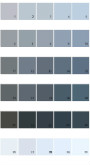 Valspar Tradition House Paint Colors - Palette 43