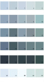 Valspar Tradition House Paint Colors - Palette 44