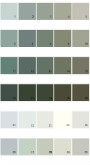 Valspar Tradition House Paint Colors - Palette 45