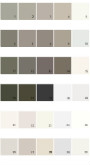Valspar Tradition House Paint Colors - Palette 46