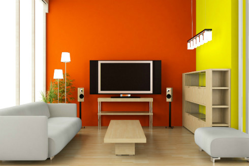 House Paint Colors Interior Example