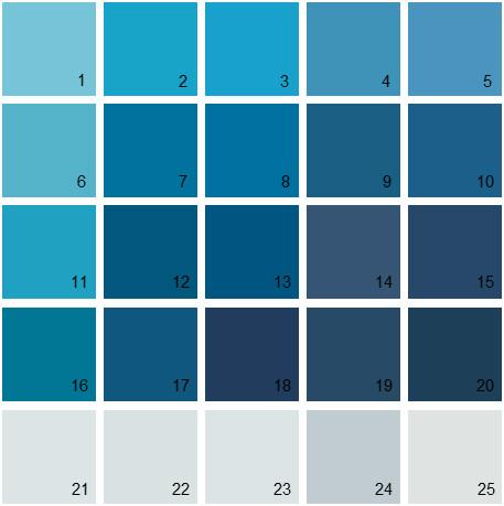 Benjamin Moore Paint Colors Blue Palette 14 House