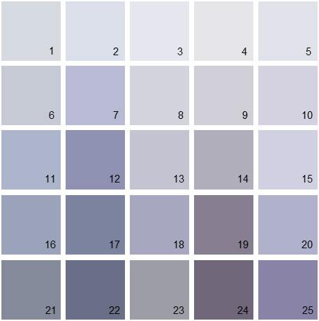 Benjamin Moore Purple House Paint Colors Palette 02