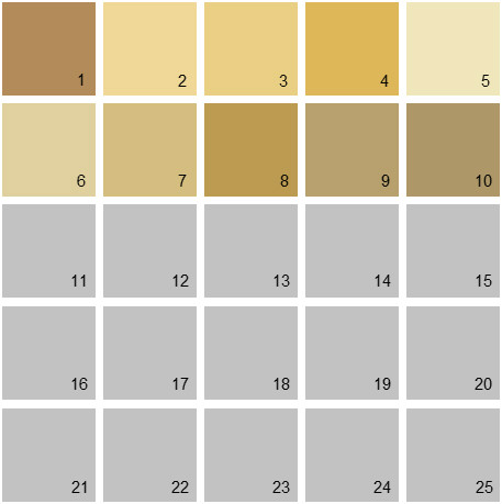 Benjamin Moore Paint Colors Yellow Palette 13 House