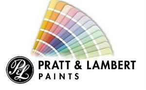 Pratt And Lambert House Paint Colors Logo