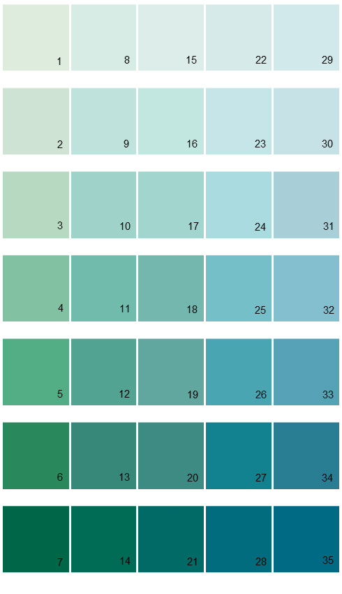 Sherwin Williams Color Options House Paint Colors Palette 14