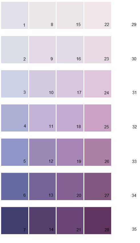 House Paint Colors Palette 16