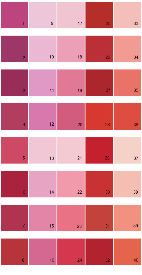 Sherwin Williams Energetic Brights House Paint Colors Palette 01